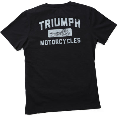 Triumph Mens Ted T Shirt