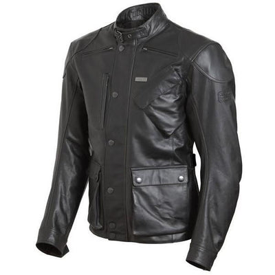 Triumph Mens Beaufort 2 Leather Jacket