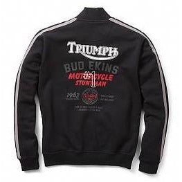 Triumph Mens Rocky Zip Up