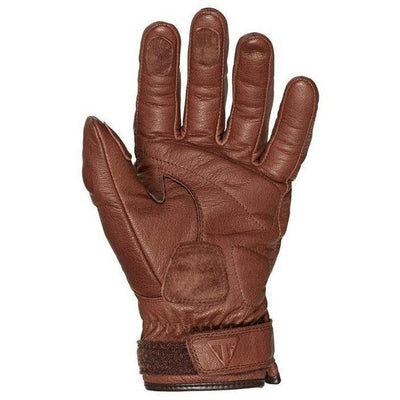 Triumph Mens Restore Tan Gloves