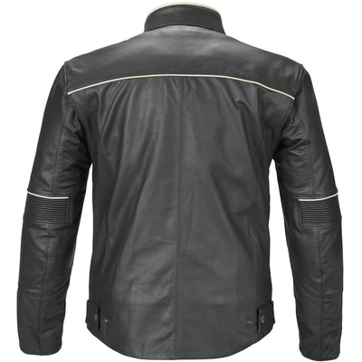 Triumph Mens Monmouth Buffalo Leather Jacket