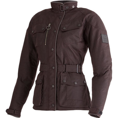 Triumph Ladies Barbour Wax Cotton Jacket