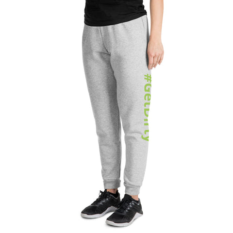 Joggers Sweatpants #GetDirty Design