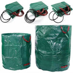 Garden Waste Bag - Yard Debris, Leaves, Compost, Grass Clippings - 3 Sizes