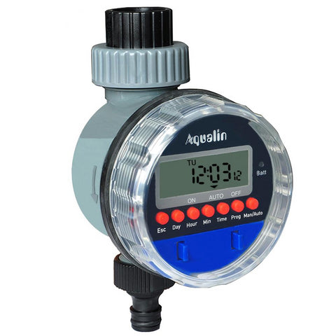 LCD Automatic Irrigation Water Timer