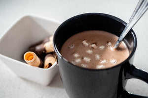 Premium hot chocolate