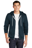 American Apparel ® Flex Fleece Zip Hoodie   F497W