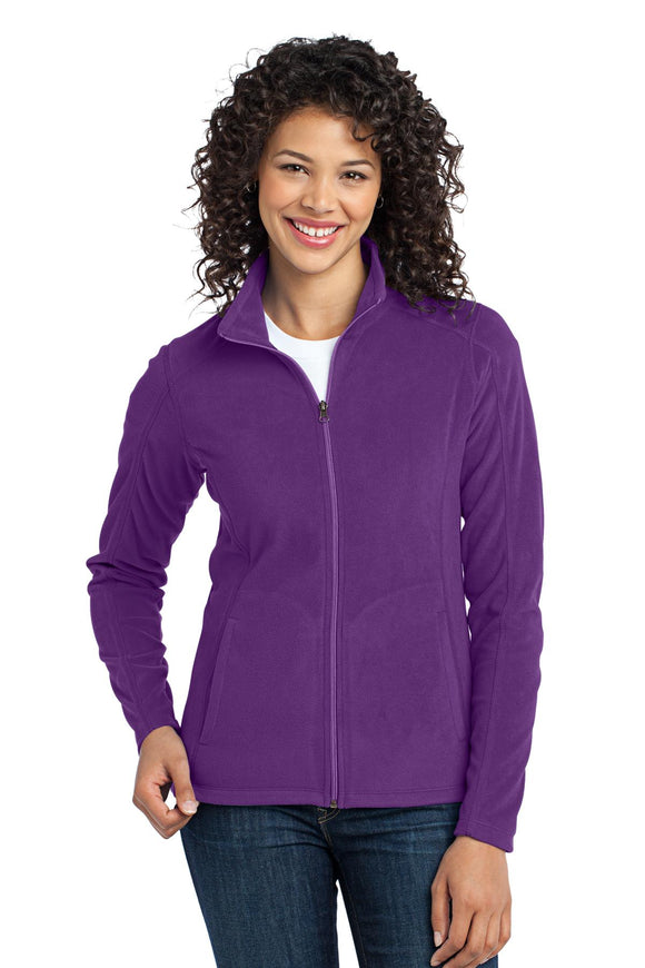 Port Authority® Ladies Microfleece Jacket   L223