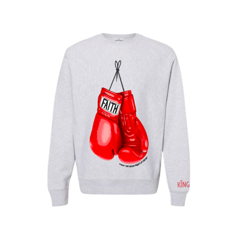 """Good Fight"" Crewneck Sweatshirt"
