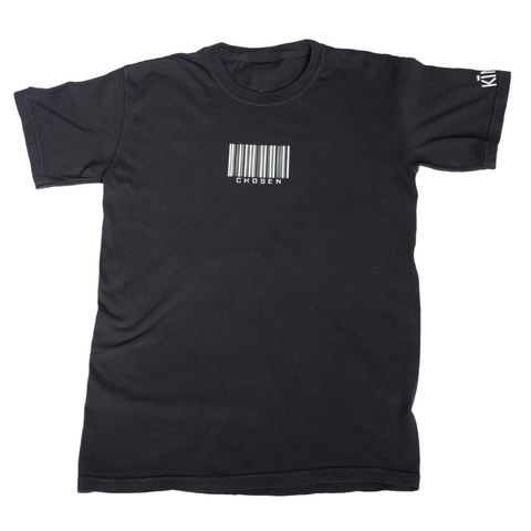 "Chosen ""Little Barcode"" T-Shirt"