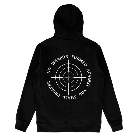 """No Weapon"" Hoodie"