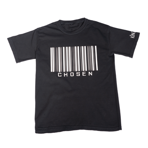 "Chosen ""Big Barcode"" T-Shirt"