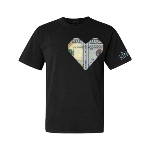 """Big"" Love of Money T-Shirt"