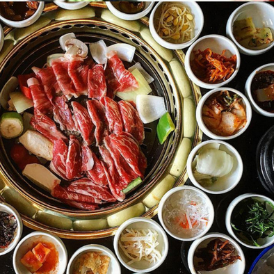 Most Unique Korean BBQ Restaurants in Los Angeles