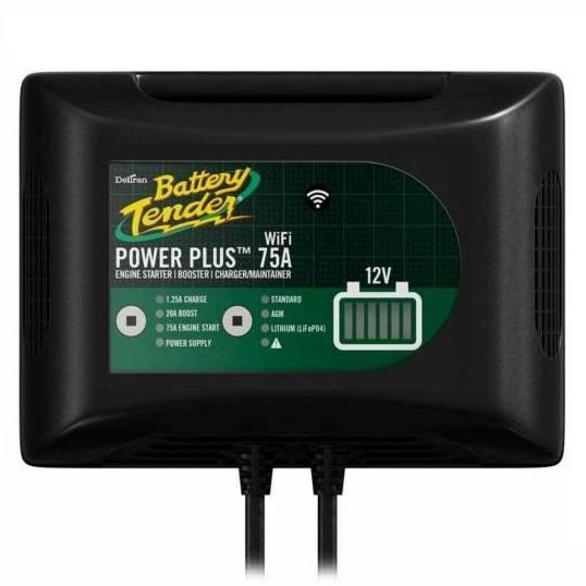 Battery Tender ATV CHARGER POWER PLUS 10A