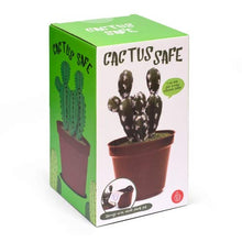 Load image into Gallery viewer, Plastic Cactus Plant Home Concealment Diversion Safe Stash Safe - Concealment Cans Hidden Safe