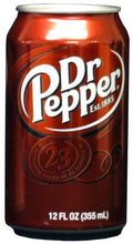 Load image into Gallery viewer, Dr Pepper Concealment Can Diversion Safe Stash Can - Concealment Cans