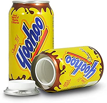 YooHoo Concealment Can Diversion Safe Stash Can