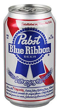 Load image into Gallery viewer, Pabst Blue Ribbon Concealment Beer Can Diversion Safe Can Stash Safe - Concealment Cans Hidden Safe