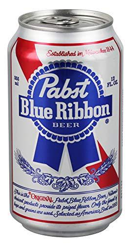 Pabst Blue Ribbon Concealment Beer Can Diversion Safe Can Stash Safe - Concealment Cans Hidden Safe