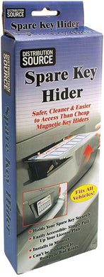 Car / Truck License Plate Holder with Hidden Key Compartment - Concealment Cans