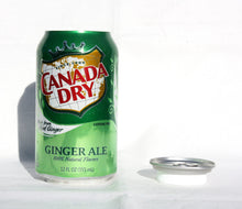 Load image into Gallery viewer, Canada Dry Concealment Soda Can Diversion Safe Stash Can - Concealment Cans Hidden Safe