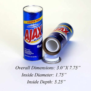 Ajax Concealment Home Diversion Safe Stash Safe - Concealment Cans
