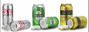 Heineken Beer Can Concealment Diversion Safe Stash Safe Can - Concealment Cans
