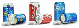 Budweiser Beer Can Concealment Diversion Safe Hidden Beer Stash Safe - Concealment Cans Hidden Safe