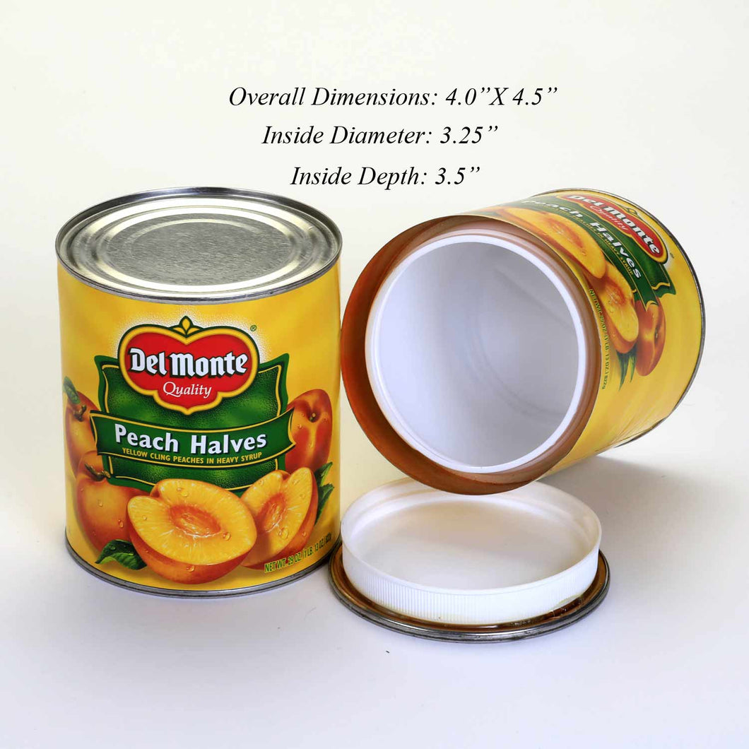 Extra Large Del Monte Mixed Vegetables Concealment Can Diversion Safe Can Stash Safe - Concealment Cans Hidden Safe