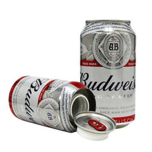 Load image into Gallery viewer, Budweiser Beer Can Concealment Diversion Safe Hidden Beer Stash Safe - Concealment Cans Hidden Safe