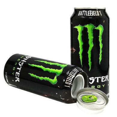 Monster Energy Concealment Can Diversion Safe Stash Can - Concealment Cans