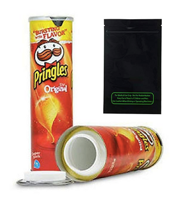 Pringles Can Concealment Stash Safe Diversion Safe - Concealment Cans Hidden Safe