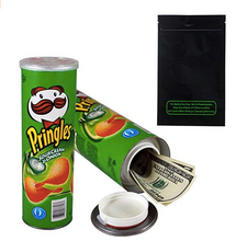 Load image into Gallery viewer, Pringles Can Concealment Stash Safe Diversion Safe - Concealment Cans Hidden Safe