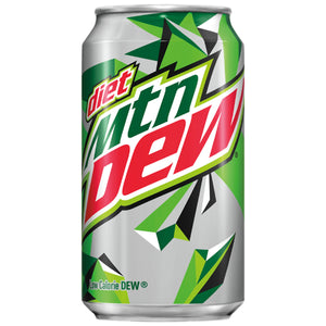 Diet Mountain Dew Concealment Can Soda Diversion Safe Stash Can - Concealment Cans Hidden Safe