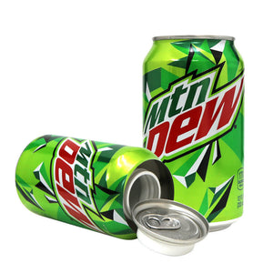 Mountain Dew Concealment Can Soda Diversion Stash Safe - Concealment Cans Hidden Safe