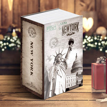 Load image into Gallery viewer, EXTRA LARGE New York Book Safe Hidden Compartment XL Hollow Book - Concealment Cans Hidden Safe