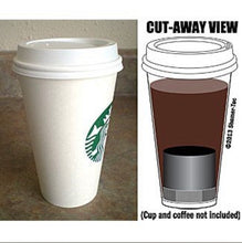 Load image into Gallery viewer, Concealment Coffee To Go Cup Secret Stash Container