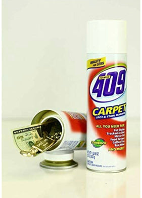 Hidden Safe 409 Carpet Cleaning Home Diversion Safe Stash Safe - Concealment Cans