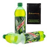 NEW Bottle Mountain Dew Concealment Can Soda Diversion Stash Safe - Concealment Cans