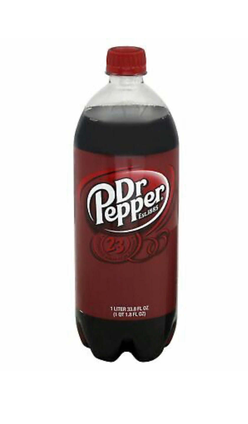 Dr. Pepper 2 Liter Bottle Special Order Bottle Diversion Safe Stash Safe - Concealment Cans Hidden Safe