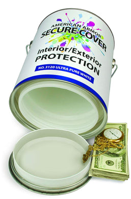Large Diversion Safe Paint Can Hidden Home Diversion Safe Stash Safe - Concealment Cans