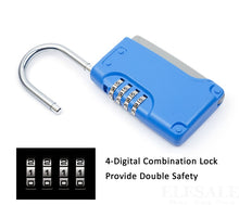 Load image into Gallery viewer, High Quality 4 Digital Password Combination Lock Hidden Compartment - Concealment Cans Hidden Safe