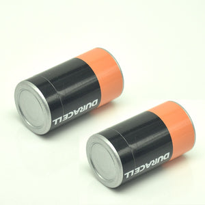 Duracell Battery Hidden Secret Diversion Safe Stash Safe - Concealment Cans Hidden Safe