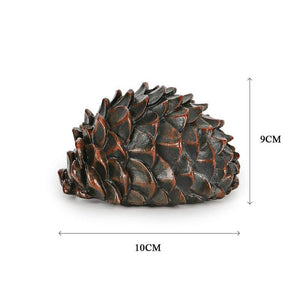 Pinecone Hide Keys Home Diversion Safe Stash Safe - Concealment Cans