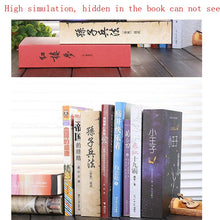 Load image into Gallery viewer, Book Concealment Stash Safe The Art of War Diversion Safe - Concealment Cans