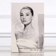 Load image into Gallery viewer, Book Safe Audrey Hepburn Hollow Book Fake Book Box Stash Book M or L - Concealment Cans Hidden Safe