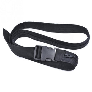Unisex Nylon Travel Waist Bag Fanny Pack Style Belt - Concealment Cans
