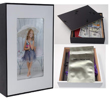 Load image into Gallery viewer, Picture Frame Concealment Hidden Diversion Safe Stash Safe - Concealment Cans Hidden Safe