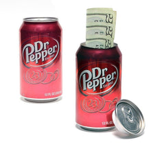 Load image into Gallery viewer, Dr Pepper Concealment Can Diversion Safe Stash Can - Concealment Cans Hidden Safe